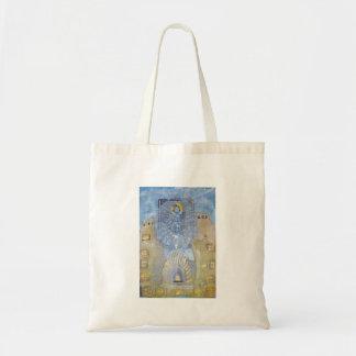 Krishna fabric shopping bag