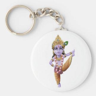 Krishna Keychain