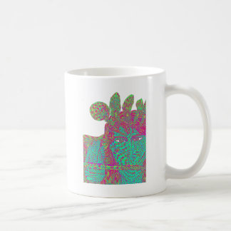 Krishna Torquoise Coffee Mug