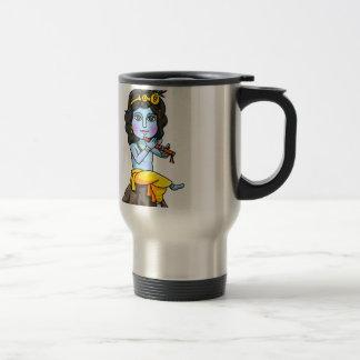 Krishna Travel Mug