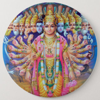Krishna Vishvarupa Button