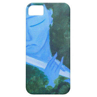 Krishna with Flute iPhone 5 Case