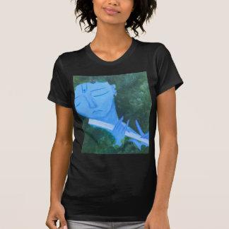 Krishna with Flute T-Shirt