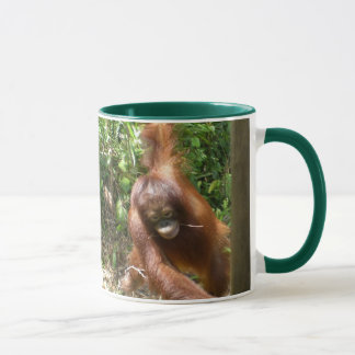 Krista's Save the Great Apes mug