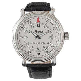 Kristel's Classic Flieger Light Watch
