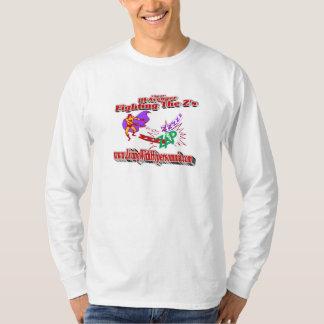 Kristen Otto's Avenger Shirt