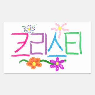 Kristi / Christie / Christy / Kristy Sticker