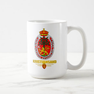 Kristiansand Coffee Mug