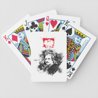 Krol Jagiello Bicycle Playing Cards