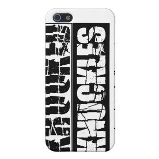 Krooked Knuckles, pure rock n roll mayhem Covers For iPhone 5