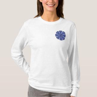 KRU Monogram T-Shirt *Sapphire*