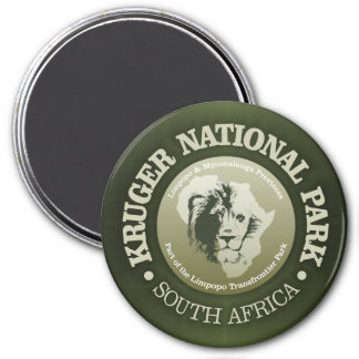 Kruger National Park Magnet