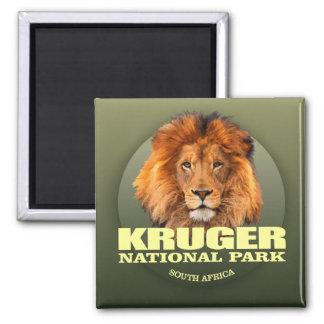 Kruger NP (Lion) WT Magnet