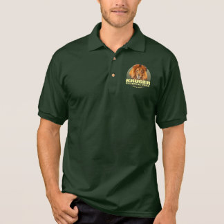 Kruger NP (Lion) WT Polo Shirt