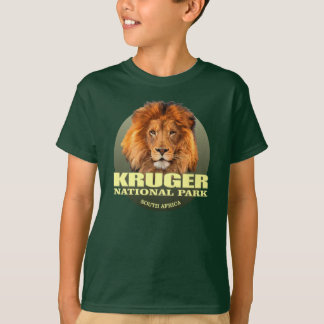 Kruger NP (Lion) WT T-Shirt