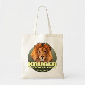 Kruger NP (Lion) WT Tote Bag