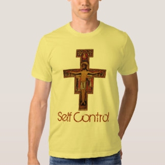 Kruis_san_damiano, Self Control Shirt