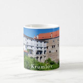 Krumlov Castle. View 1. Coffee Mug