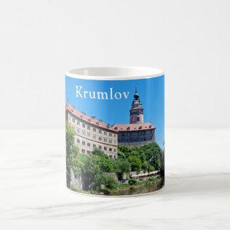 Krumlov Castle. View 2. Coffee Mug
