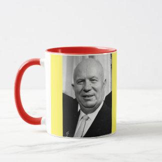 Kruschev Portrait Mug