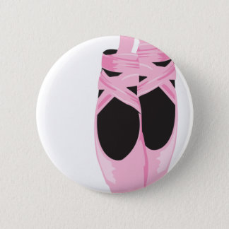KRW Ballerina Rose Dance Button