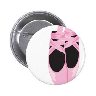 KRW Ballerina Rose Dance Button