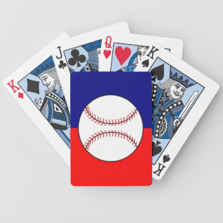 KRW Baseball Logo Playing Card Deck