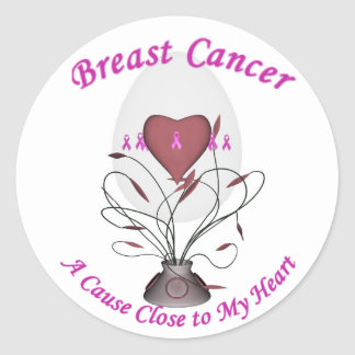 KRW Breast Cancer Awareness Egg Sticker