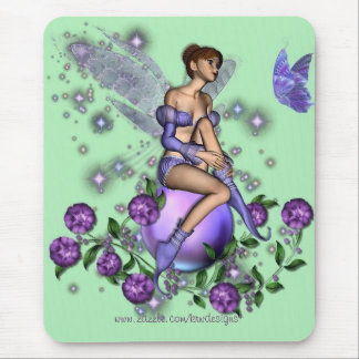 KRW Charming Faery - Customized Mouse Pad