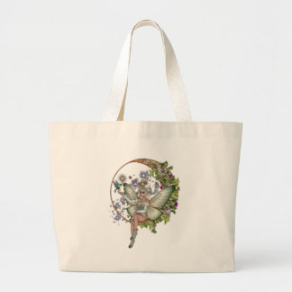 KRW Faery Ring 2 Jumbo Tote Bag