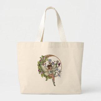 KRW Faery Ring Large Tote Bag
