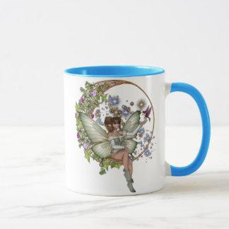 KRW Floral Moon Faery Mug