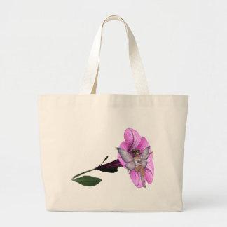 KRW Flower Faery 2 Jumbo Tote Bag