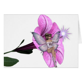 KRW Flower Faery 2 Card