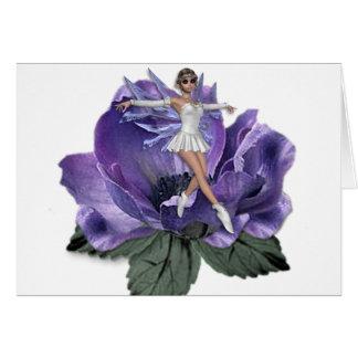 KRW Flower Faery 4 Card