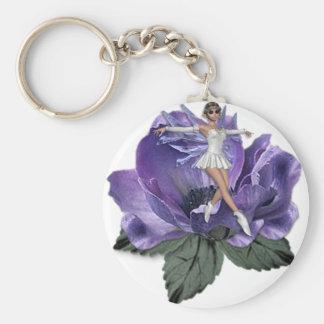 KRW Flower Faery 4 Keychain