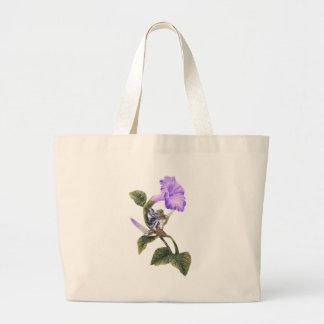 KRW Flower Faery 8 Jumbo Tote Bag