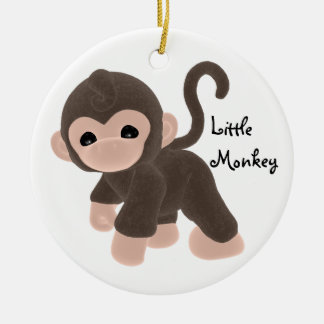 KRW Fun Little Monkey Ornament