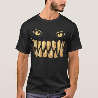KRW Funny Monster Face Tee