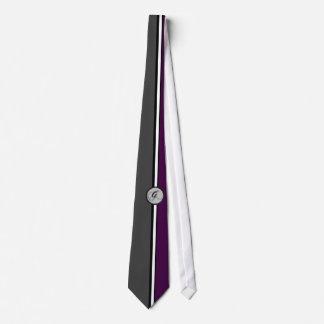 KRW - G - Monogrammed Tie