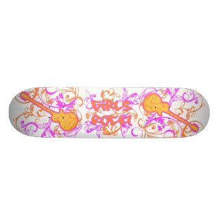 KRW Girls Rock Guitar Grunge Skate Board Deck
