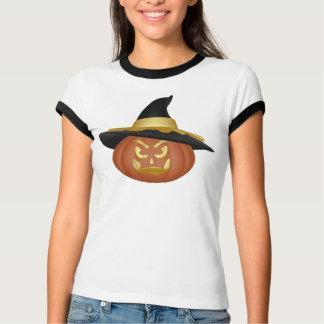 KRW Grinning Jack O Lantern Halloween T-shirt