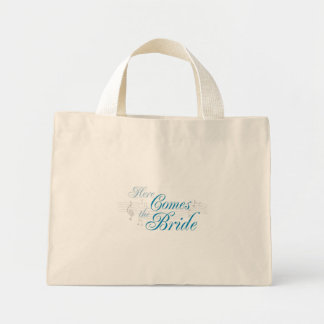 KRW Here Comes the Bride Tote