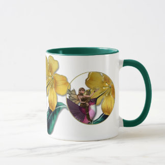 KRW Hummingbird Faery Mug