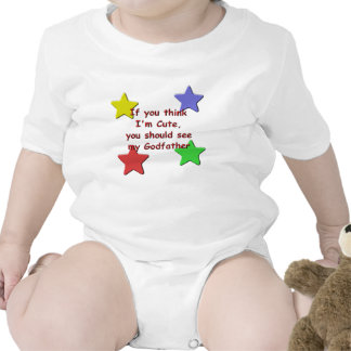 KRW If You Think I m Cute See My Godfather T Shirts