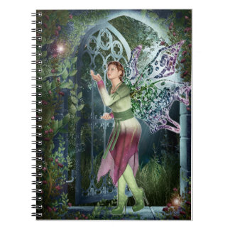 KRW Into the Night Faerie Fantasy Notebook