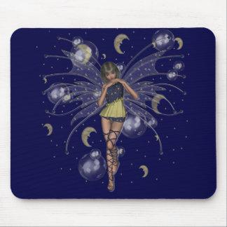 KRW Kiri - Celestial Faery Blonde Mouse Pad