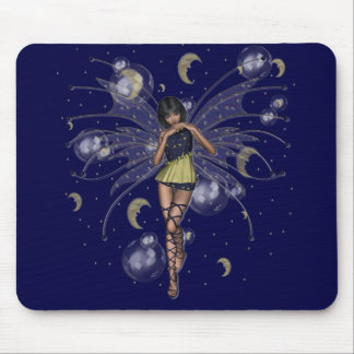 KRW Kiri - Celestial Faery Brunette Mouse Pad