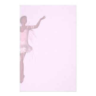 KRW Lana Fairy Fantasy Faded Pink Stationery