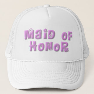 KRW Maid of Honor Baseball Cap